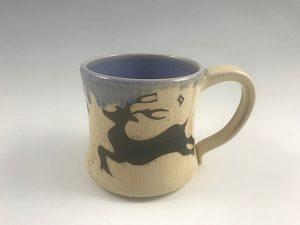 Handthrown Ceramic Mug